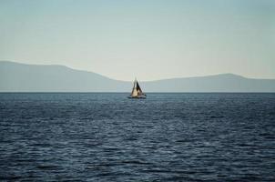 Piratenschiff in Lake Tahoe, Nevada