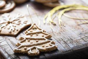 Weihnachtsbaum-Keks
