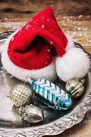 Weihnachtspostkarte foto
