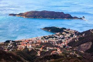 montenegrinische Küste foto
