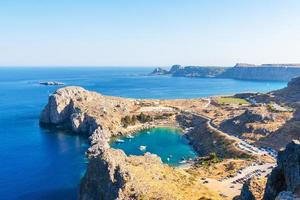 Griechenland Reise 2015, Rhodos Insel, Lindos, foto