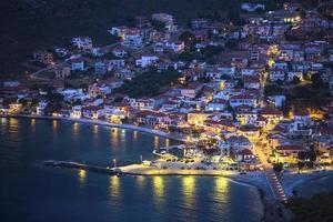 Nighthaven von Monemvasia in Griechenland.