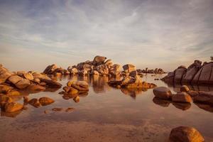 der Strand von Palombaggia, der berühmteste Strand von Korsika