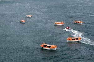 Rettungsboote foto