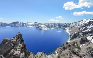Kratersee Nationalpark, Oregon foto
