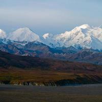 mt. McKinley im Denali-Nationalpark foto
