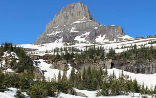 Top-Gletscher-Nationalpark