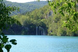 Nationalpark Plitvicer Seen foto