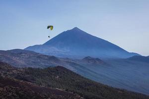 Teide Nationalpark. Tenerife