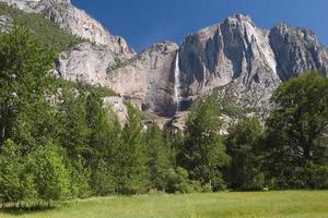 oberer Yosemite-Nationalpark foto