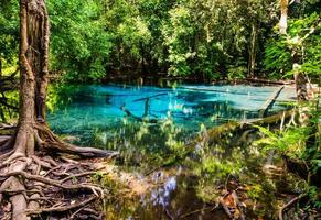 Sa Nam Phut Nationalpark in Thailand
