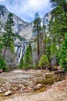 Yosemit fällt