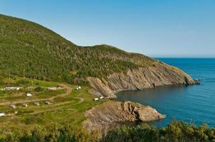 Fleischbucht, Kap bretonische Insel