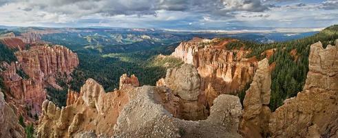 Bryce Canyon Nationalpark, Utah, USA foto