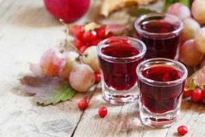 hausgemachter Rotwein