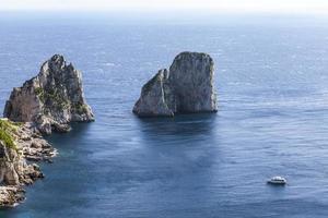 romantisches Italien, Capri.