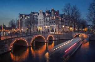 Amsterdam Kanäle