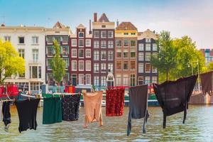 Amsterdam-Kanal, Niederlande, Niederlande