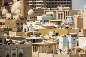 Dubai Dächer