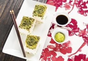Kalifornien Pfanne Sushi