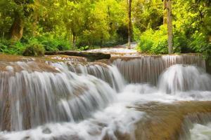 Mae Kae Wasserfall foto