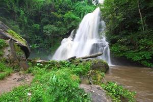 Pha Dok Xu Wasserfall