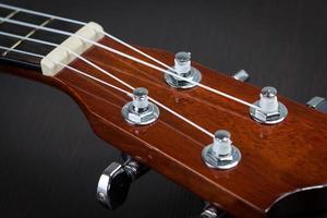 Teil der Ukulele Hawaii Gitarre