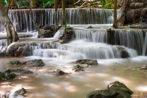 Wasserfälle in Thailand foto