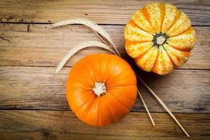 Herbstkürbisse