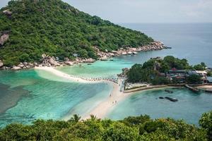 Koh Tao Insel, Thailand