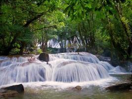 pha tat Wasserfall foto