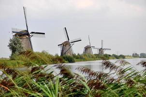 Windmühle in Kinderdjik