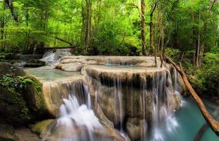 der Wasserfall foto