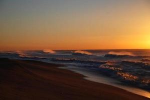 Strand Sonnenaufgang