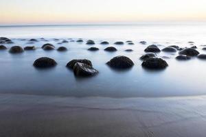 Bowlingkugel Strand