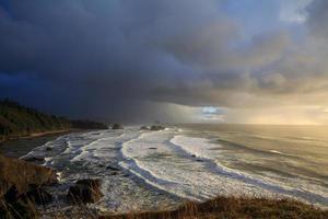 Ende des Sturms foto