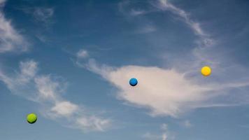 Palloncini Colorati foto