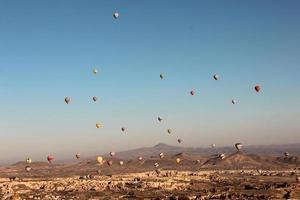 Heliumballon foto