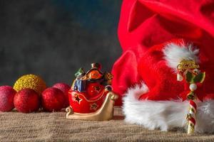Weihnachtsspielzeug foto