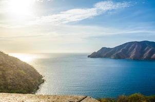 Aussichtspunkt in Playaca Beach