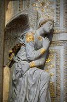 Florenz - Basilika von Santa Croce. foto