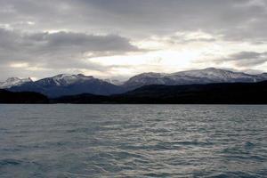 Upsala Gletscher, Patagonien, Argentinien