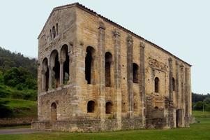Santa Maria del Naranco, Oviedo, Asturien