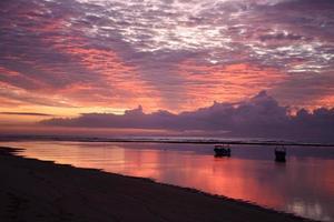 magische Stunde in Bali
