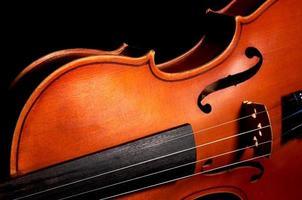 Vintage Geige foto