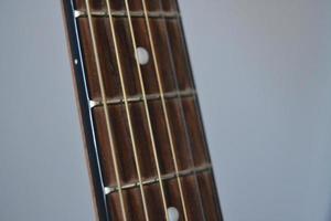 Gitarrenhals foto