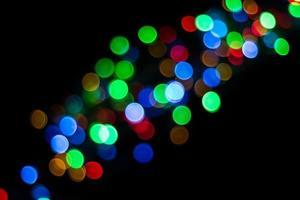 Licht verwischen foto
