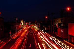 leichte Straße