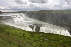 Island Wasserfall