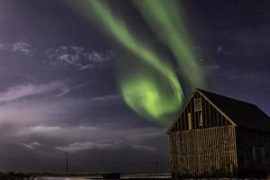 Aurora vor dem Strom .....